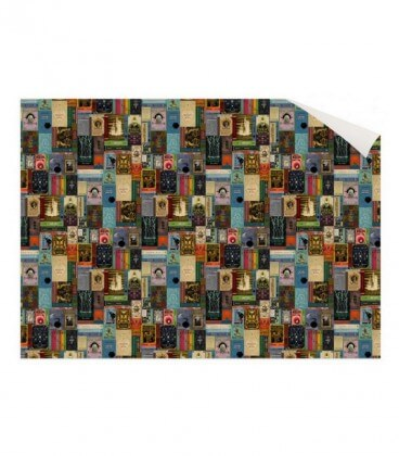 Gift wrap paper - Books Cover Harry Potter
