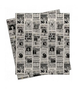 Gift Wrap Paper - Daily Prophet