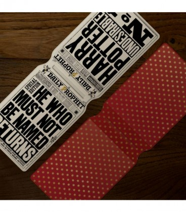 Card Holder - The Daily Prophet