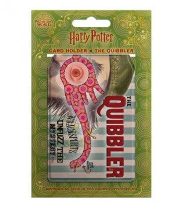 Porte-Cartes - Le Chicaneur: Lorgnospectres,  Harry Potter, Boutique Harry Potter, The Wizard's Shop