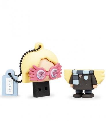 Luna Lovegood Harry Potter Tribe 3D USB Key 16GB