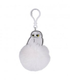 Porte-Clés Hedwige Fluffly,  Harry Potter, Boutique Harry Potter, The Wizard's Shop