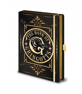 Gringotts Notebook