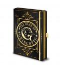 Gringotts Notebook