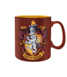 Grand Mug Gryffondor,  Harry Potter, Boutique Harry Potter, The Wizard's Shop