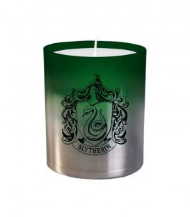 Decorative Slytherin Candle