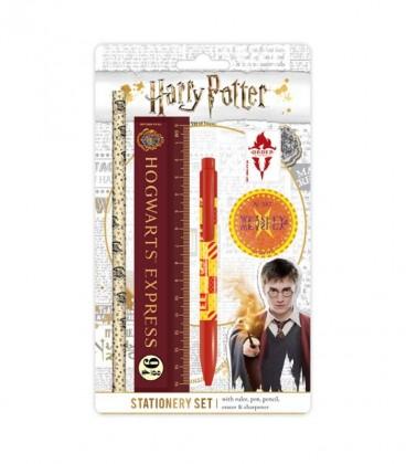 Set de Papeterie Harry Potter,  Harry Potter, Boutique Harry Potter, The Wizard's Shop