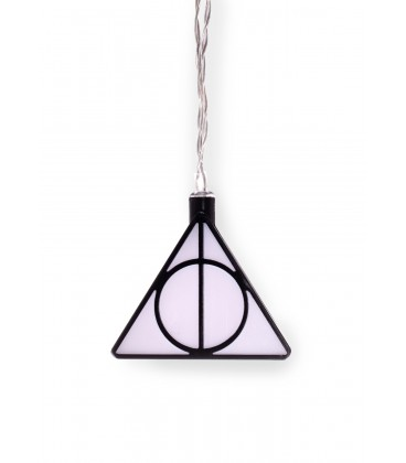 Deathly Hallows Harry Potter 3D Lights LED