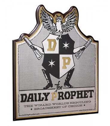 Plaque Murale Daily Prophet,  Harry Potter, Boutique Harry Potter, The Wizard's Shop