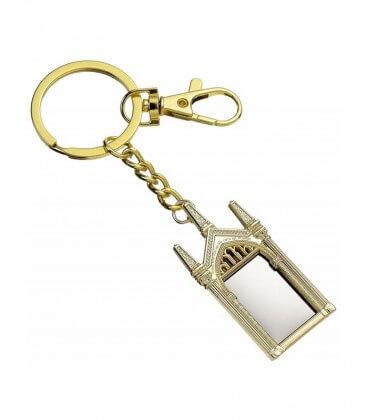 Porte-clés Miroir du Riséd,  Harry Potter, Boutique Harry Potter, The Wizard's Shop