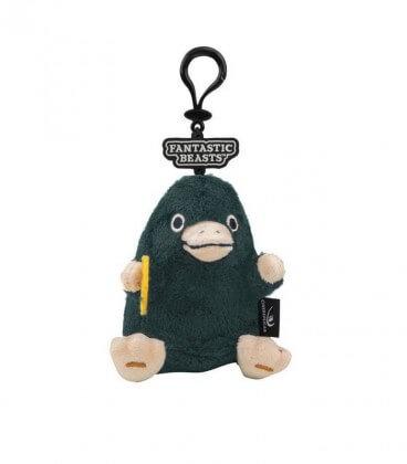 Porte-clés Niffleur Peluche,  Harry Potter, Boutique Harry Potter, The Wizard's Shop