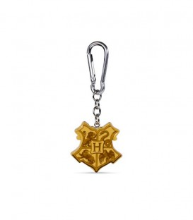 Hogwarts Coat of arms 3D Keychain