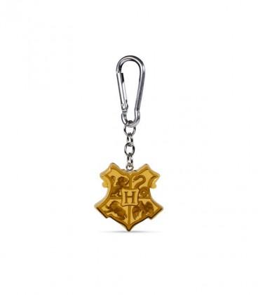 Porte-clés 3D Emblème Poudlard,  Harry Potter, Boutique Harry Potter, The Wizard's Shop