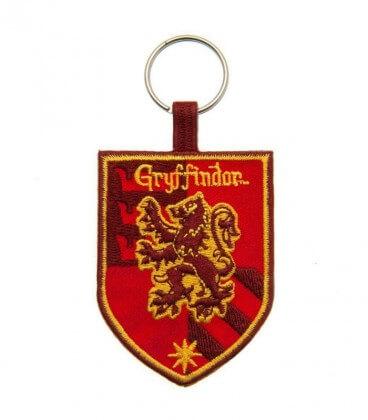 Porte-clés Tissu Gryffondor,  Harry Potter, Boutique Harry Potter, The Wizard's Shop