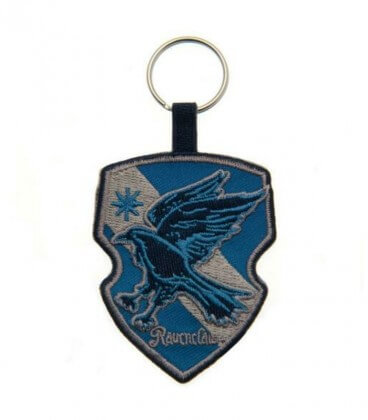 Ravenclaw Woven Keychain