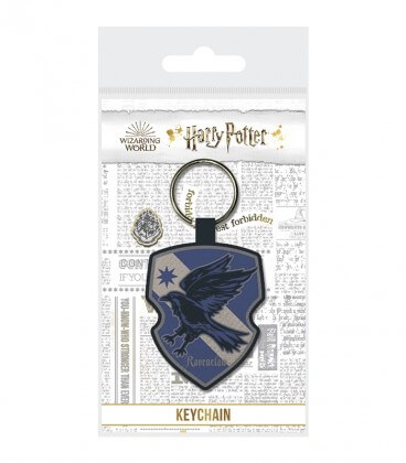 Porte-clés Tissu Serdaigle,  Harry Potter, Boutique Harry Potter, The Wizard's Shop