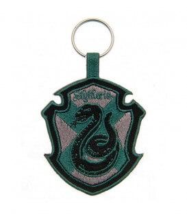 Porte-clés Tissu Serpentard,  Harry Potter, Boutique Harry Potter, The Wizard's Shop