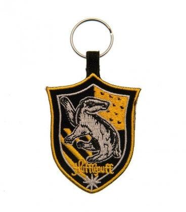 Porte-clés Tissu Poufsouffle,  Harry Potter, Boutique Harry Potter, The Wizard's Shop