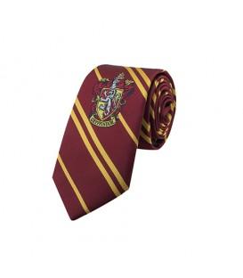 Kids Gryffindor Woven Necktie