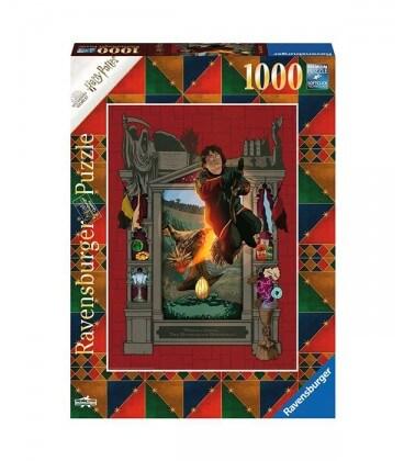 """Puzzle """" Harry Potter et La coupe de Feu"""" 1000 pièces par Minalima,  Harry Potter, Boutique Harry Potter, The Wizard's Shop"""