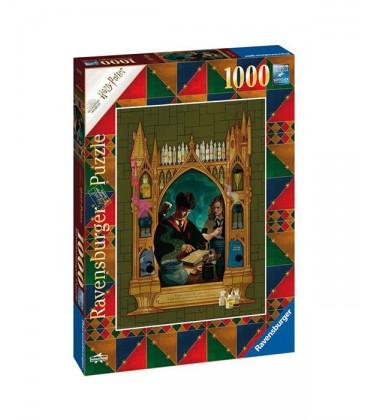 """Puzzle """"Harry Potter & le Prince de Sang-mêlé"""" 1000 pièces par Minalima,  Harry Potter, Boutique Harry Potter, The Wizard's Shop"""