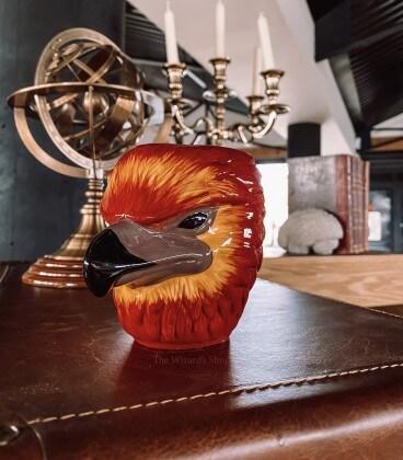 Mug Fumseck,  Harry Potter, Boutique Harry Potter, The Wizard's Shop