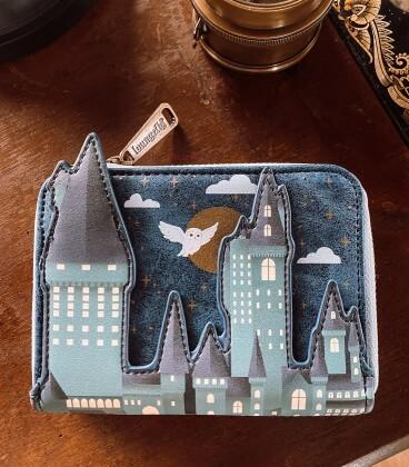 Wallet Hogwarts Castle