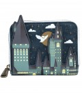 Wallet Hogwarts Castle relief Loungefly  Harry Potter