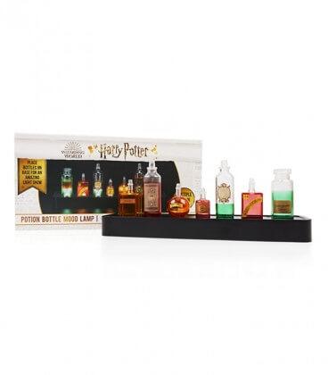 Lampe d'ambiance Fioles Harry Potter,  Harry Potter, Boutique Harry Potter, The Wizard's Shop