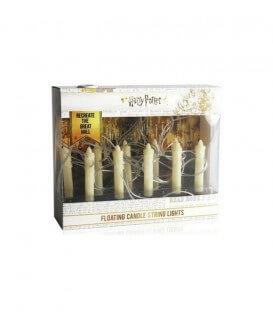 Bougies Lumineuses Flottantes Harry Potter,  Harry Potter, Boutique Harry Potter, The Wizard's Shop
