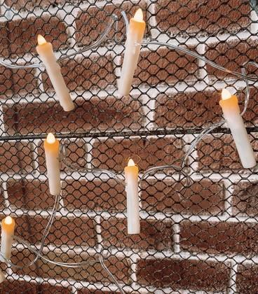 Floating Candles String Light Harry Potter
