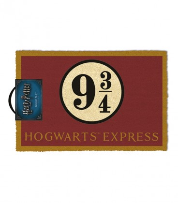 Paillasson Hogwarts Express,  Harry Potter, Boutique Harry Potter, The Wizard's Shop