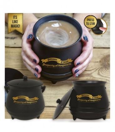 Self-Stirring Cauldron Harry Potter Mug