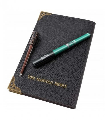 Tom Riddle Journal  Wand & Invisible Pen
