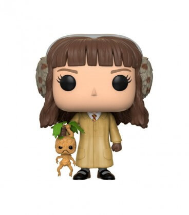POP! Hermione Granger Herbology Figure N°57
