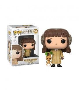 Figurine POP! N° 57 Hermione Granger Herbologie,  Harry Potter, Boutique Harry Potter, The Wizard's Shop