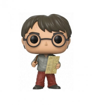 Figurine POP! N°42 Harry Potter avec la Carte du Maraudeur,  Harry Potter, Boutique Harry Potter, The Wizard's Shop