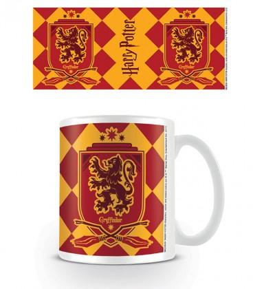 Mug Maison Gryffondor,  Harry Potter, Boutique Harry Potter, The Wizard's Shop