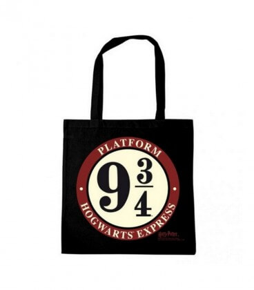 Tote Bag Plateforme 9 3/4,  Harry Potter, Boutique Harry Potter, The Wizard's Shop