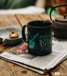 Mug Expecto Patronum Phosphorescent,  Harry Potter, Boutique Harry Potter, The Wizard's Shop