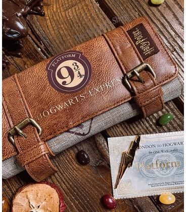 Portefeuille Poudlard Express,  Harry Potter, Boutique Harry Potter, The Wizard's Shop