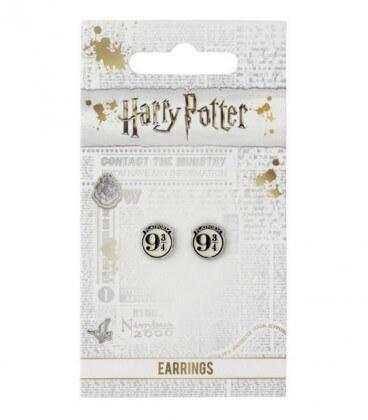Clous d'oreilles Plateforme 9 3/4,  Harry Potter, Boutique Harry Potter, The Wizard's Shop
