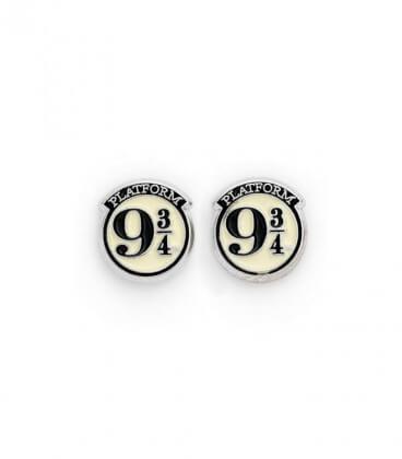 Platform 9 3/4 Stud Earrings