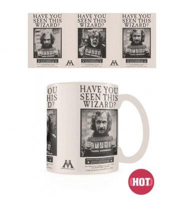 Harry Potter Mug Wanted Sirius Black