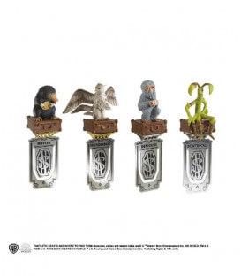Collection de Marque-pages Les Animaux Fantastiques,  Harry Potter, Boutique Harry Potter, The Wizard's Shop