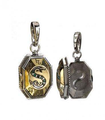 Charm Lumos Salazar Slytherin's Locket N°24