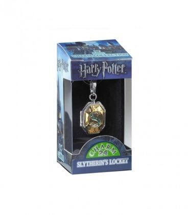 Charm Lumos Médaillon de Salazar Serpentard N°24,  Harry Potter, Boutique Harry Potter, The Wizard's Shop