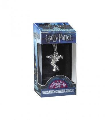 Charm Lumos Pièce d'échiquier Cavalier N°20,  Harry Potter, Boutique Harry Potter, The Wizard's Shop