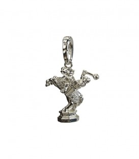 Charm Lumos Wizard Chess Piece N°20