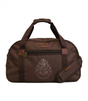 Hogwarts Vintage Travel Bag